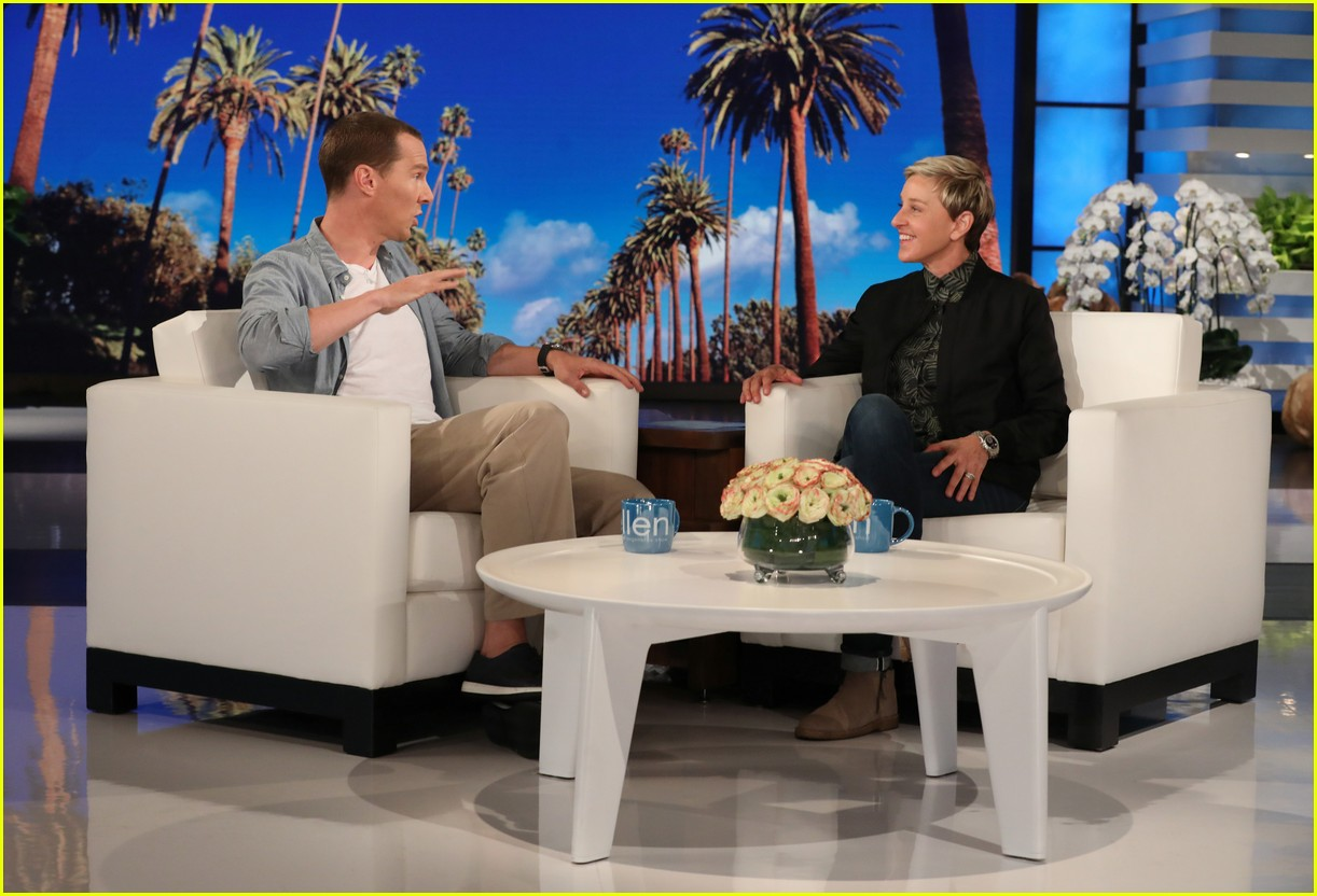 benedict cumberbatch ellen september 2018 024152343