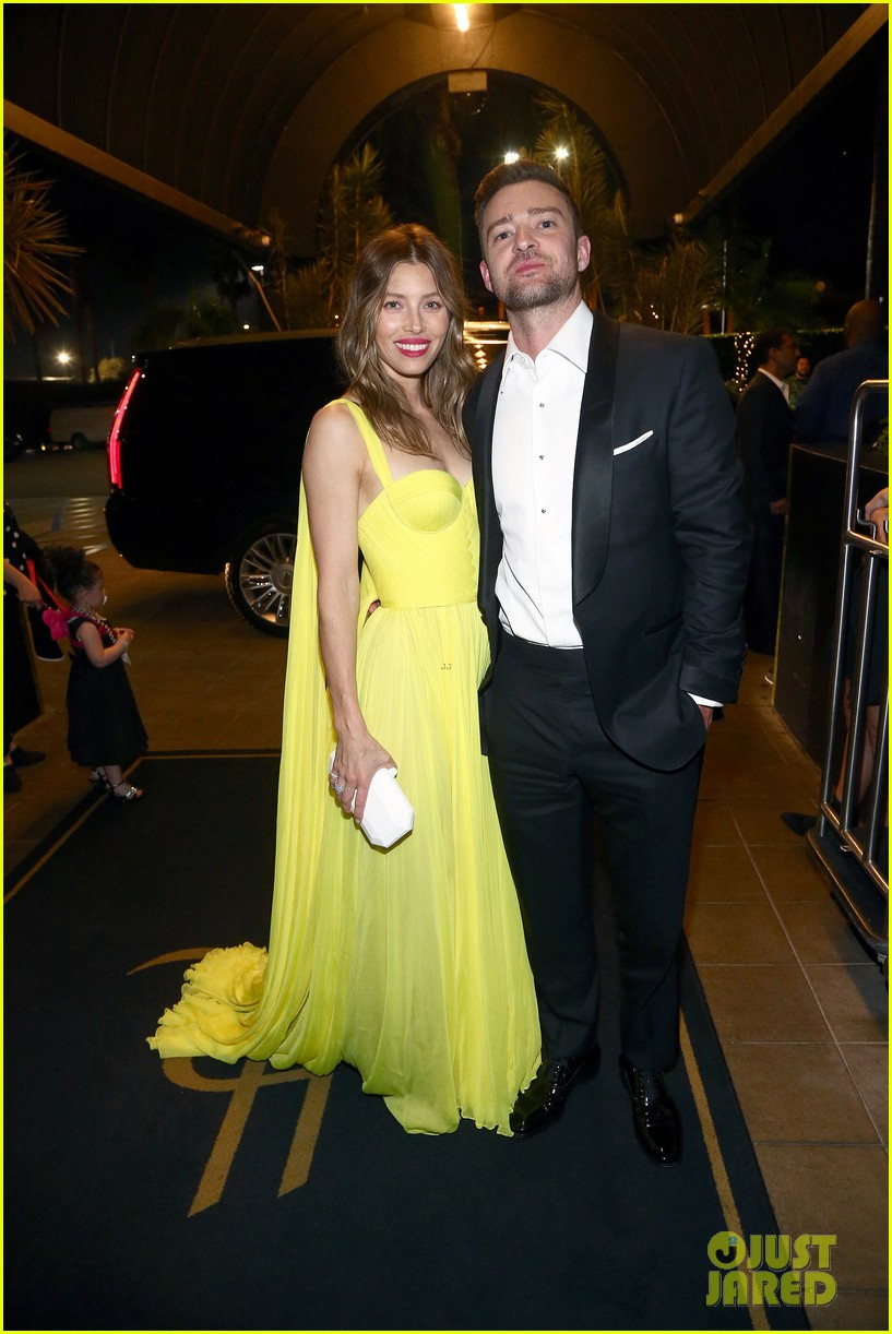 jessica biel justin timberlake couple up at emmys 2018 after party 024149293
