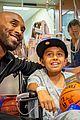 kobe bryant surprises kids at childrens hospital 01