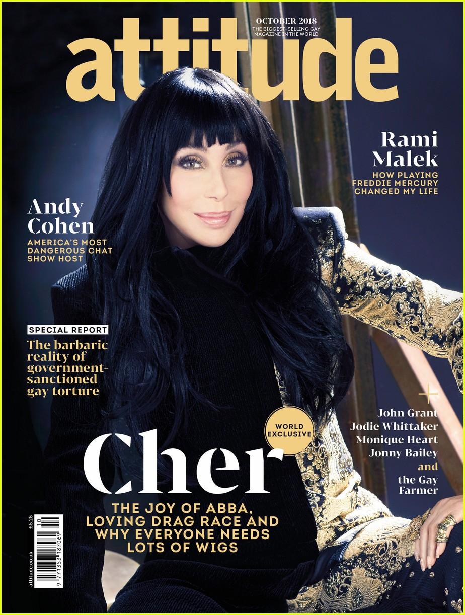 cher attitude magazine 014145797