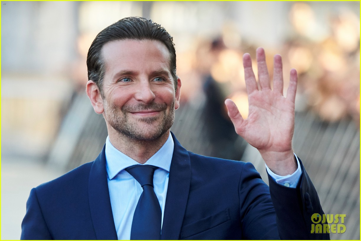 bradley cooper looks so dapper a star is born screening san sebastian film festival 084156146
