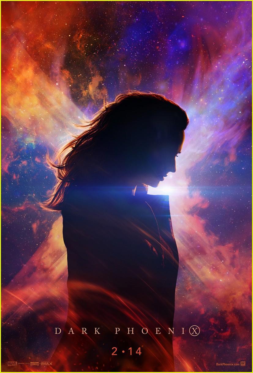 dark phoenix poster4154423