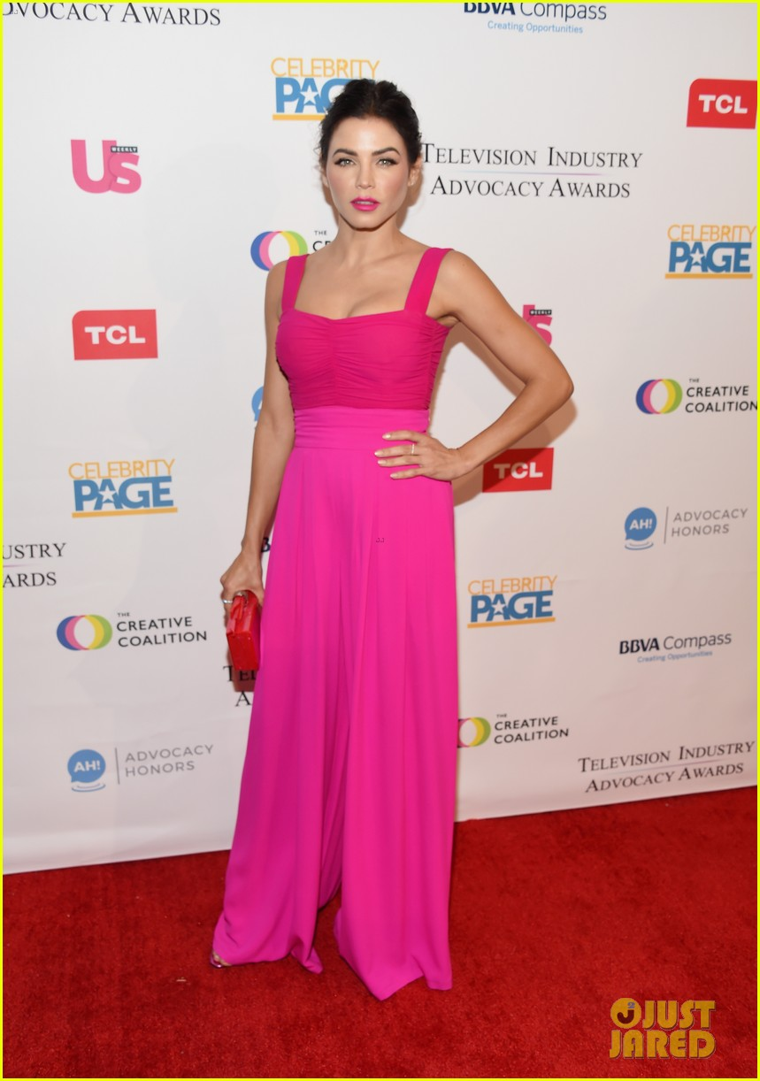 jenna dewan laverne cox debra messing television industry advocacy awards 154147207