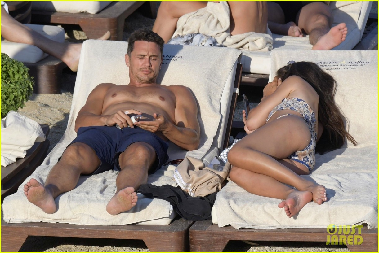 james franco steamy vacation with izabel pakzad 604146473