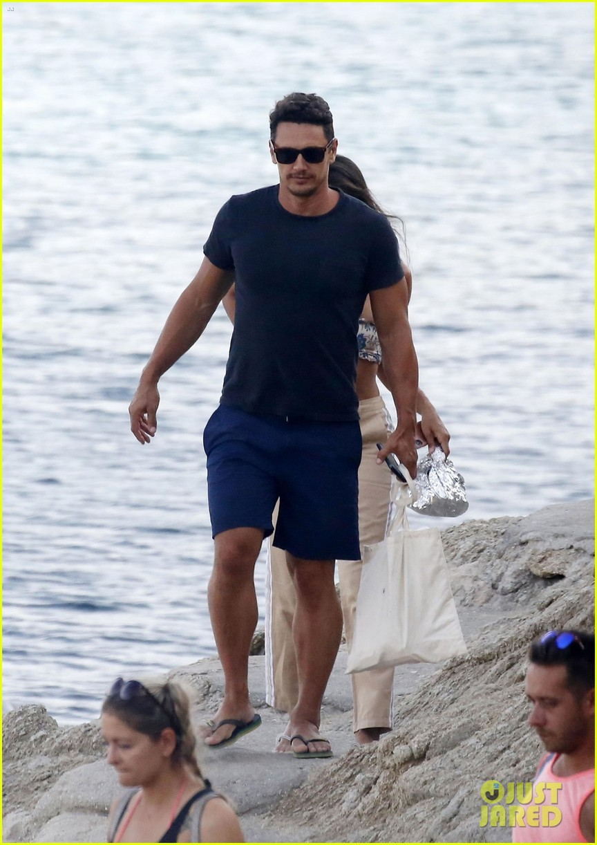james franco steamy vacation with izabel pakzad 824146495