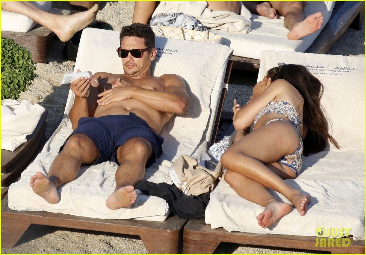 james franco steamy vacation with izabel pakzad 954146508