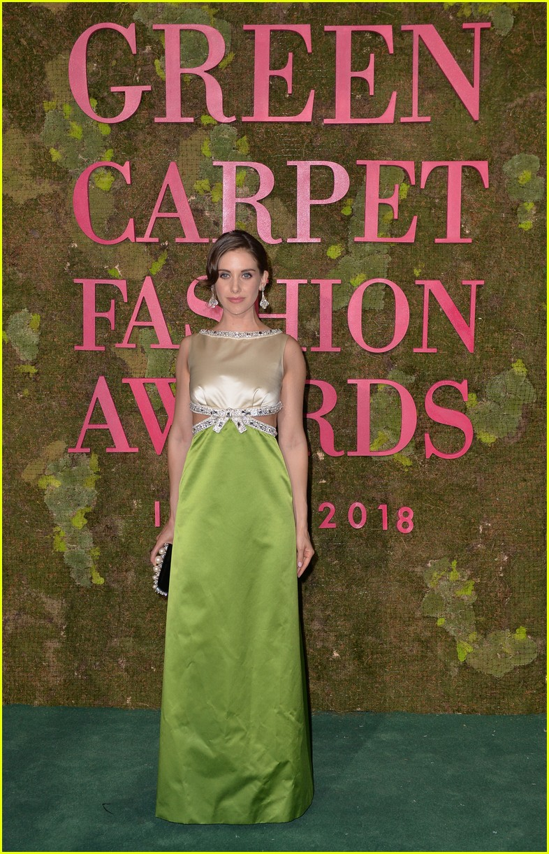green carpet awards september 2018 164152279