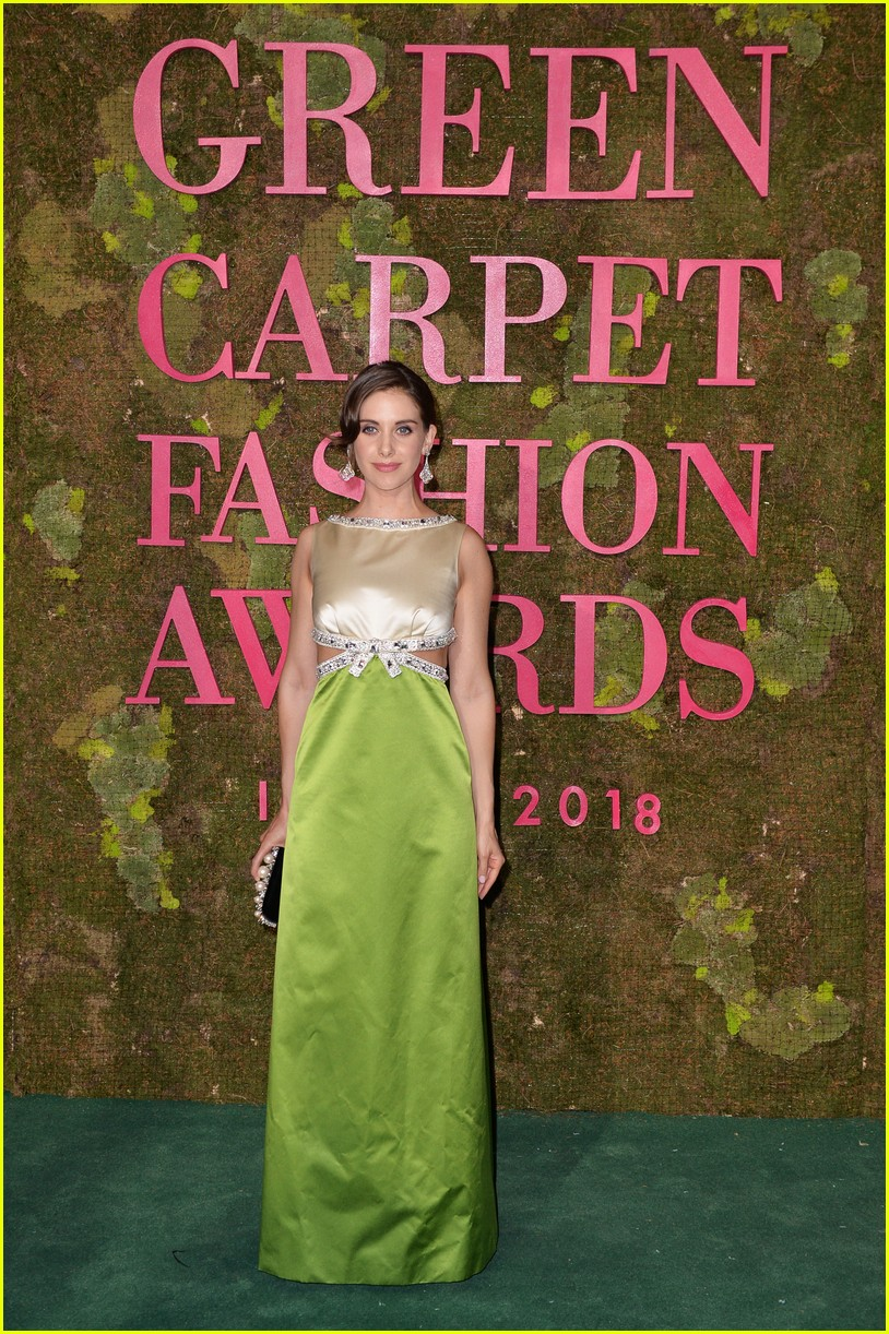 green carpet awards september 2018 324152294