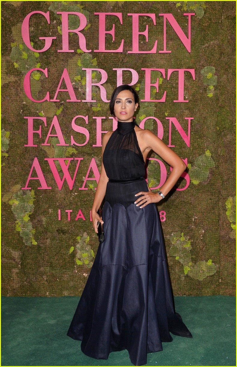 green carpet awards september 2018 394152301