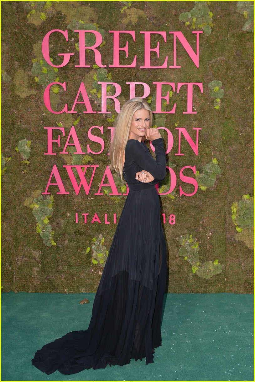 green carpet awards september 2018 554152317