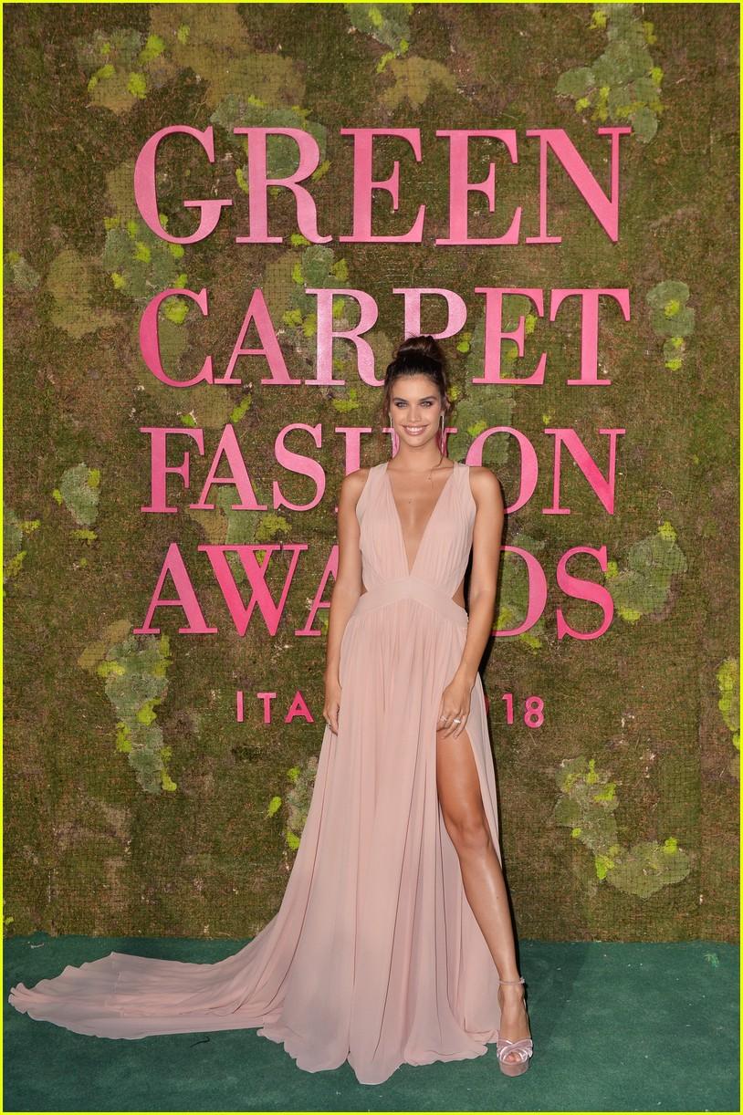 green carpet awards september 2018 594152319
