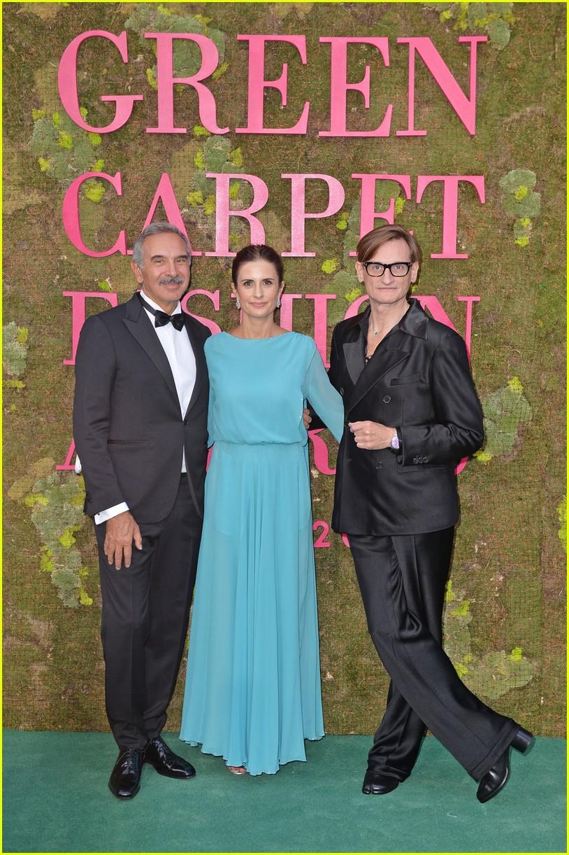 green carpet awards september 2018 694152328
