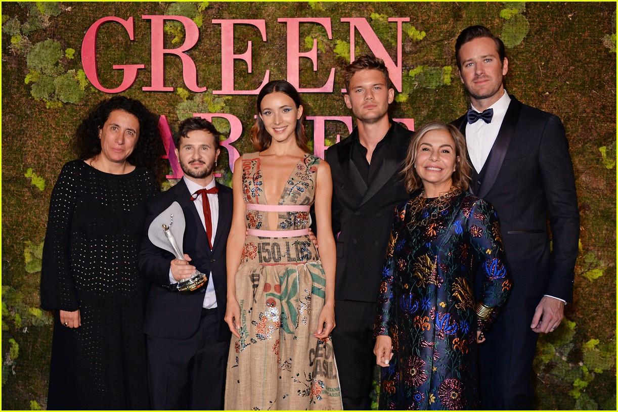 green carpet awards september 2018 824152339