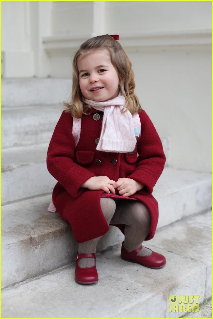 prince george princess charlotte no school photos 014139573