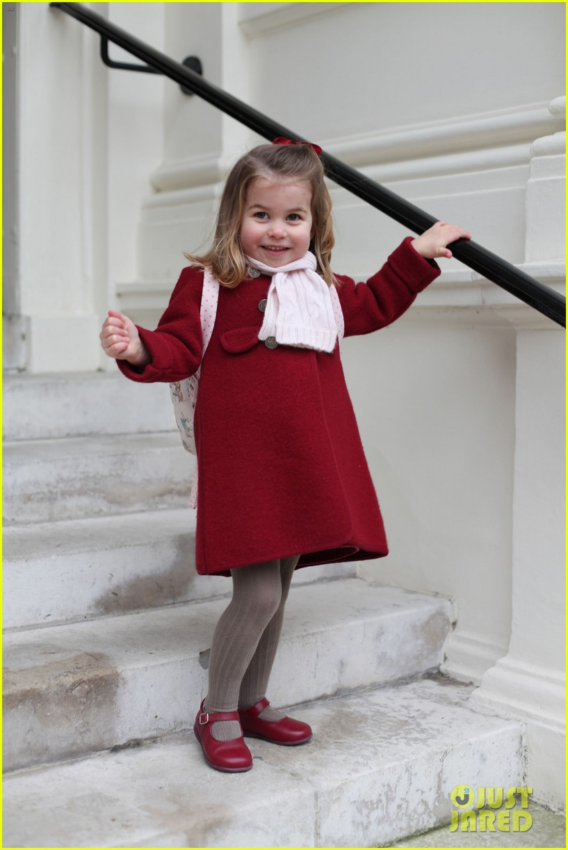 prince george princess charlotte no school photos 024139574