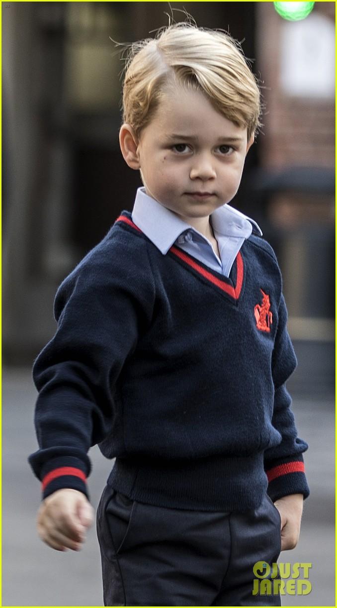prince george princess charlotte no school photos 064139578