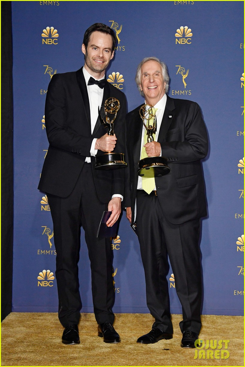 Bill Hader Wins Best Lead Actor in a Comedy Series at Emmy