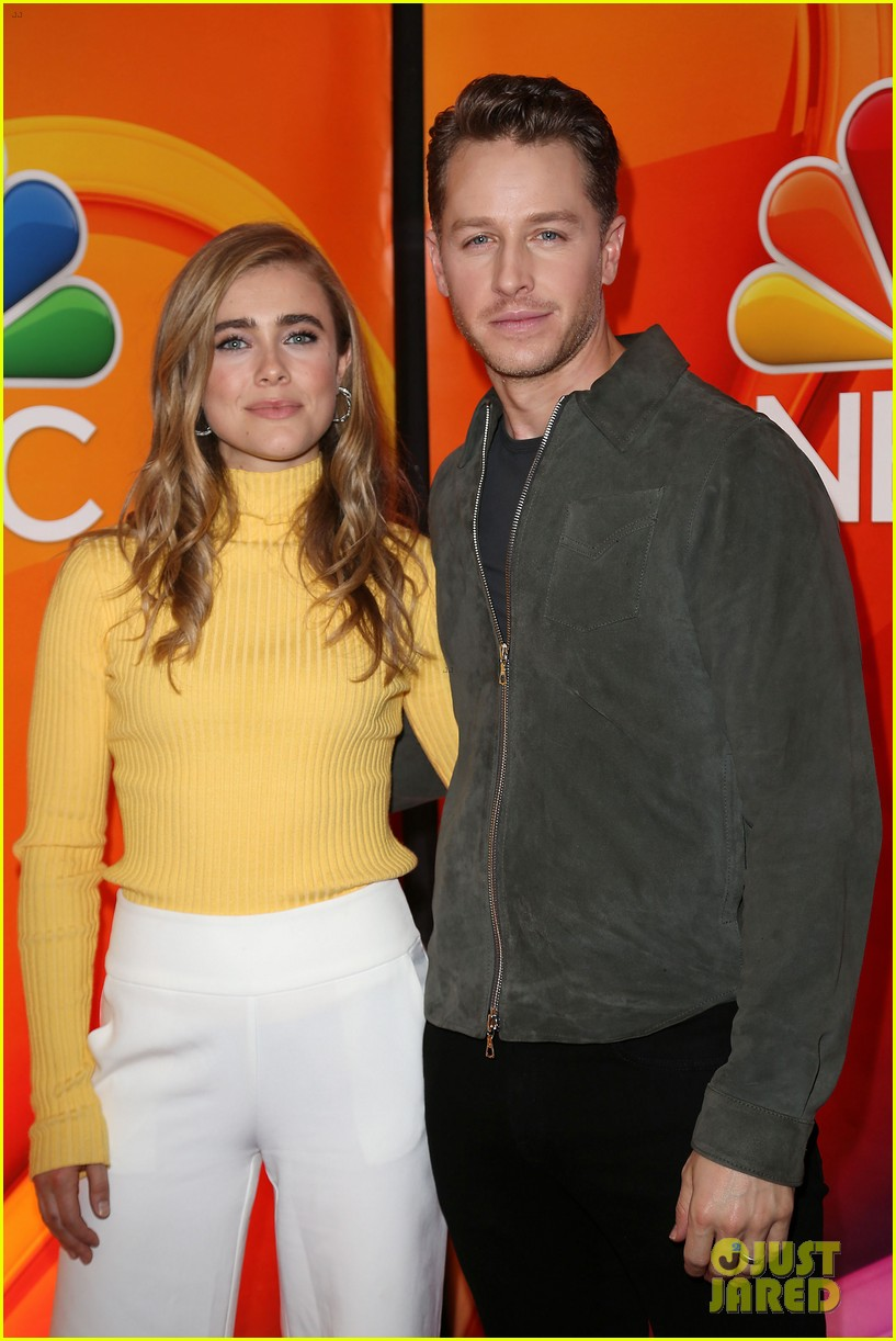josh dallas nbc fall press junket 034139874