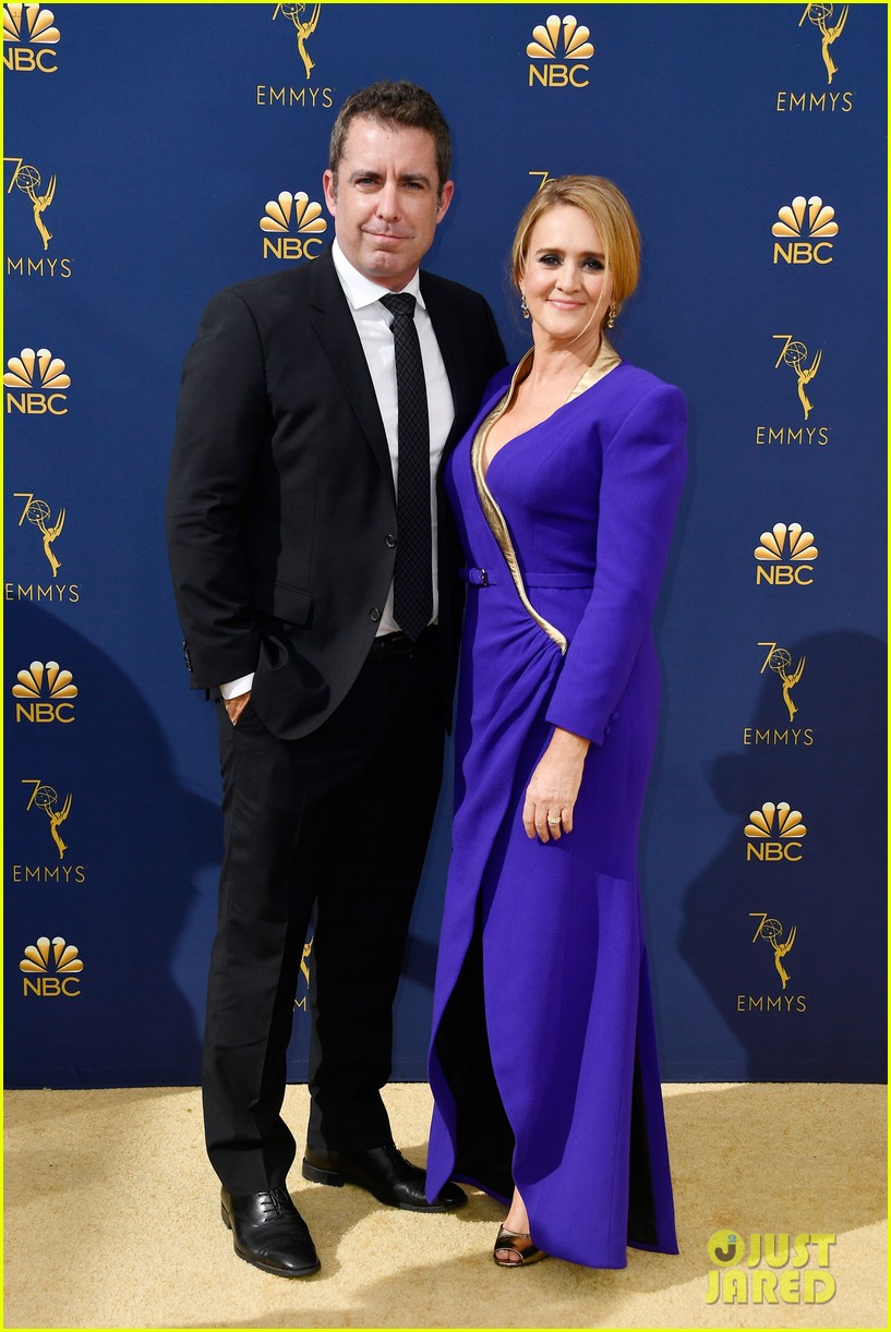 jimmy kimmel and james corden present at the emmys 2018 014148980