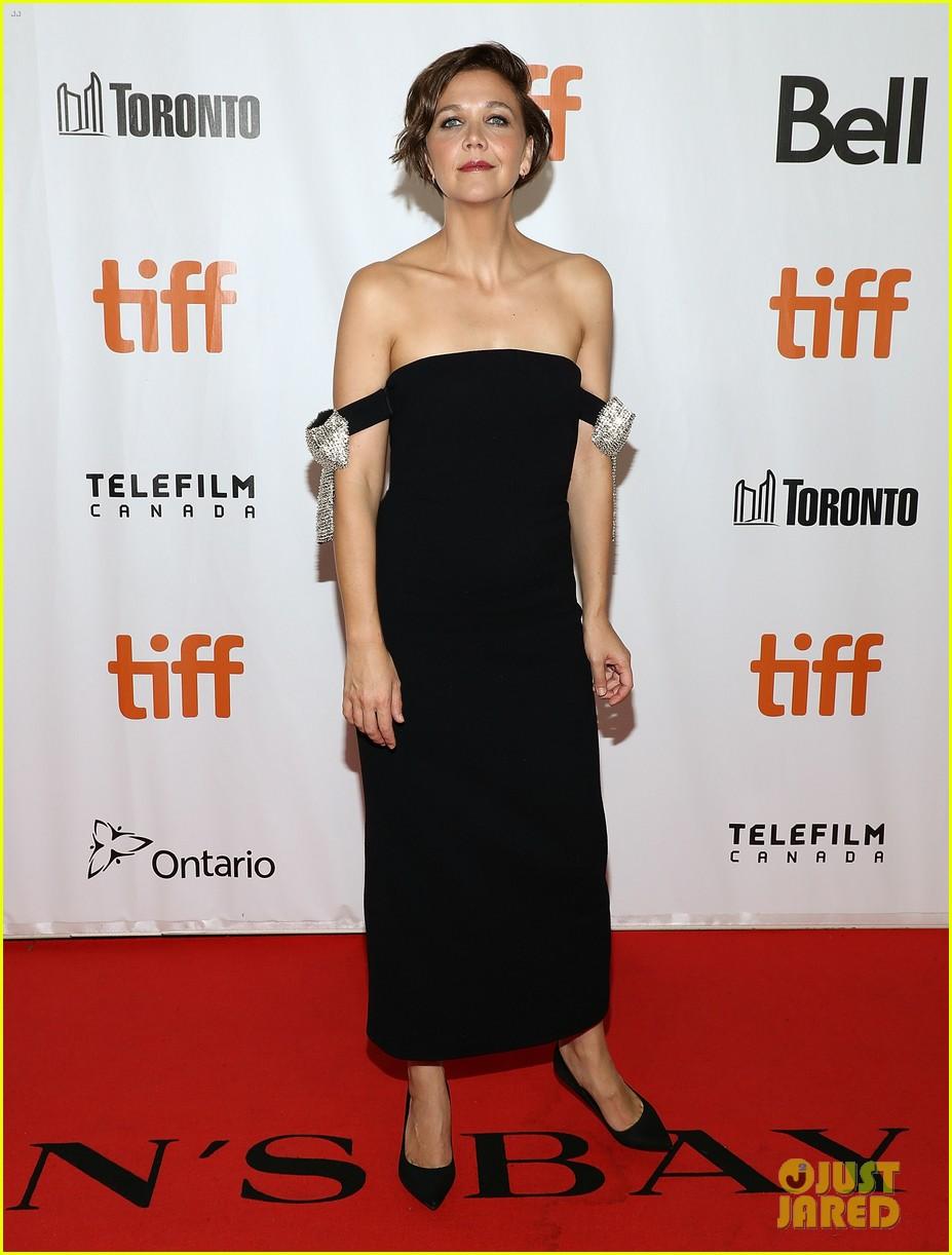 maggie gyllenhaal tiff premiere 014146511