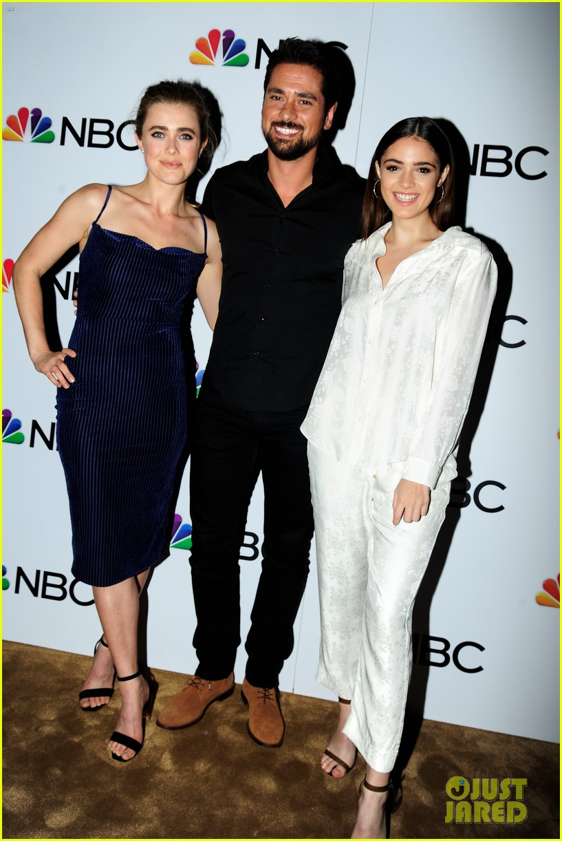 Seth Meyers Ryan Eggold Mariska Hargitay Celebrate Nbc S 2018 2019 Season Photo 4150954 Anupam Kher Athena Karkanis Cassandra Freeman Daren Kagasoff Dayna Ison Johnson Diego Klattenhoff Ennis Esmer Freema Agyeman Grace He is known for starring as ricky underwood on the abc family teen drama series. just jared