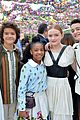 millie bobby brown stranger things costars attend netflix emmy nominee toast 04