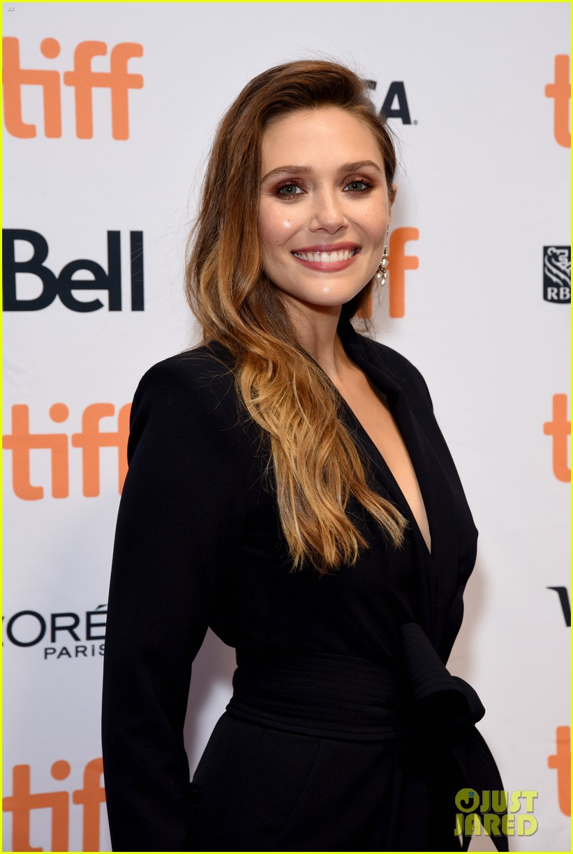 elizabeth olsen premieres sorry for your loss at tiff 014141254