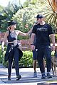 chris pratt katherine schwarzenegger workout 02