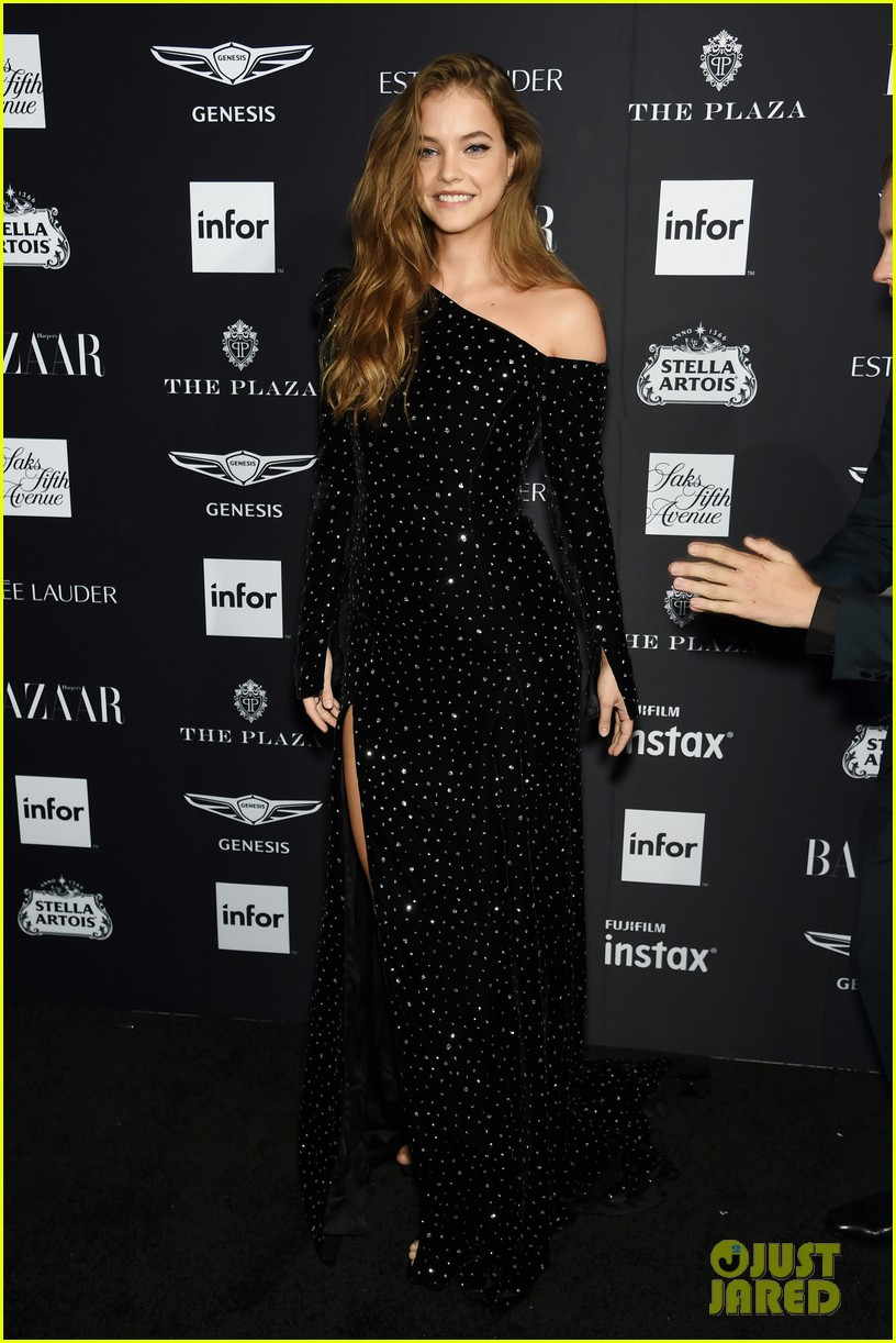 Dylan Sprouse & Barbara Palvin Show Off Adorable PDA at ...