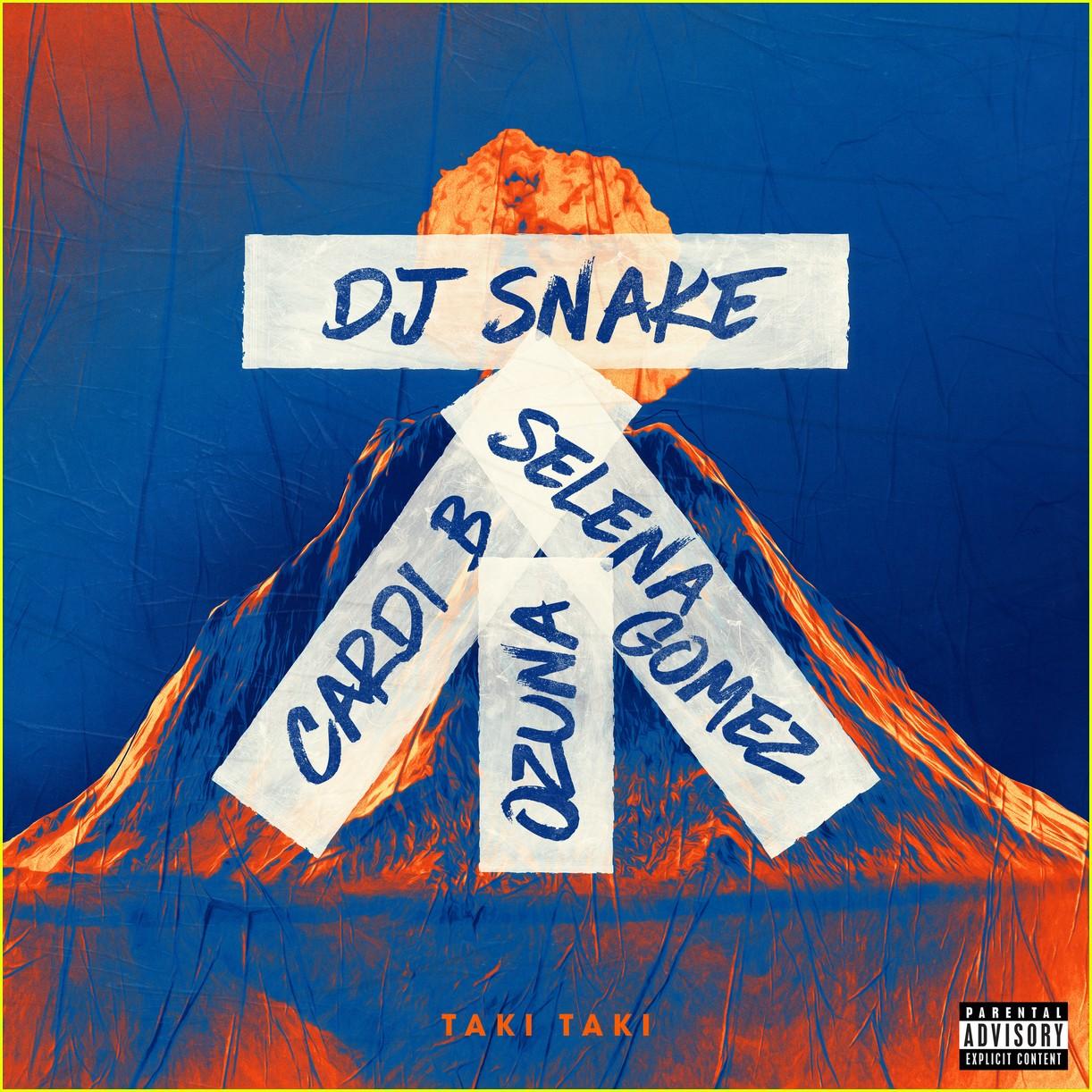 Taki Taki Selena Gomez Audio Download: DJ Snake Ft. Ozuna, Cardi B & Selena Gomez: 'Taki Taki