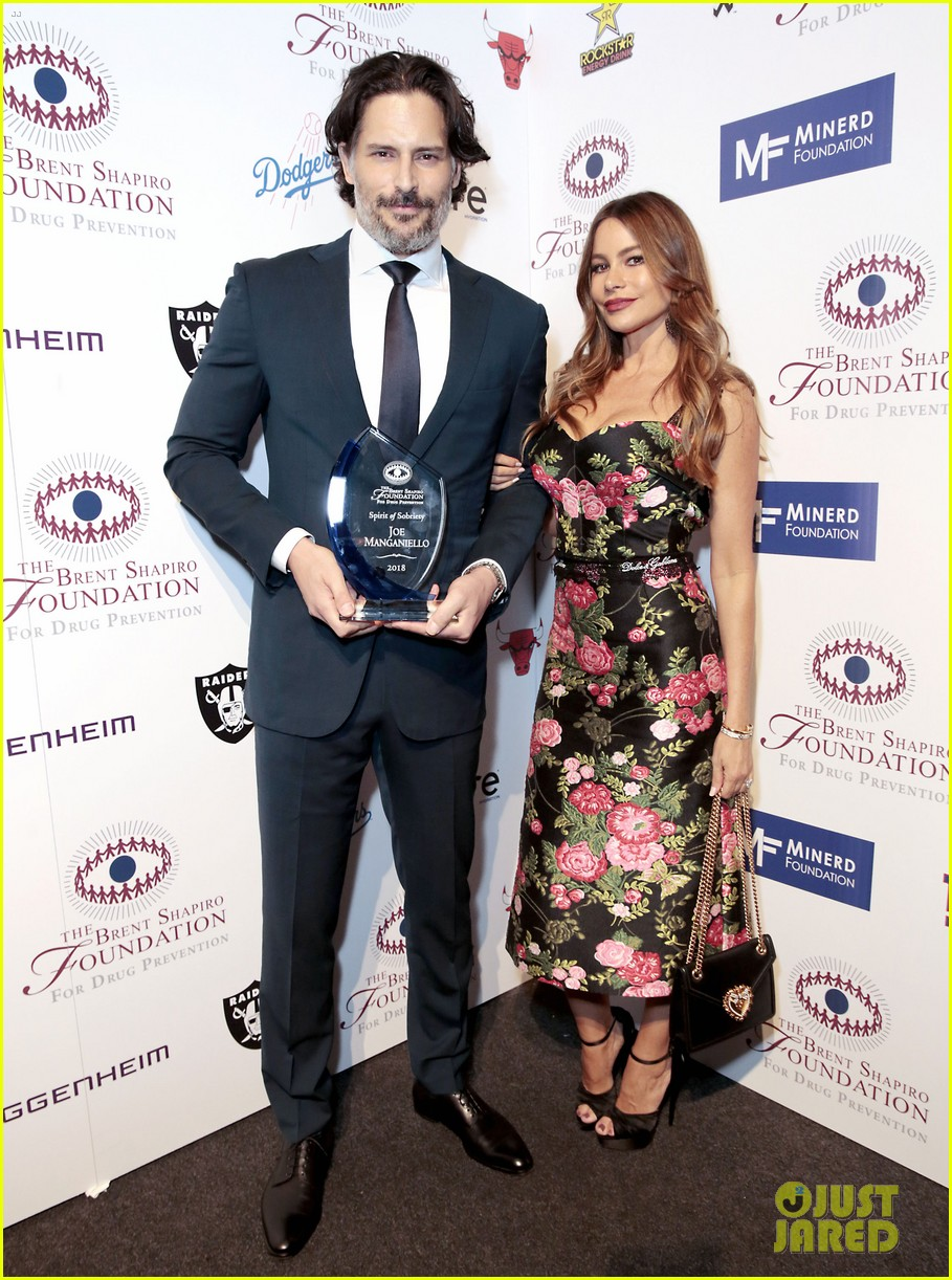 sofia vergara joe manganiello spirit of sobriety award 194141453