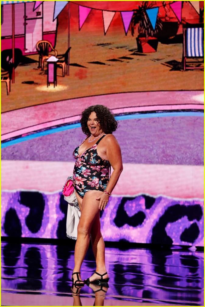 Americas Got Talent: Comedian Vicki Barbolak weeps as
