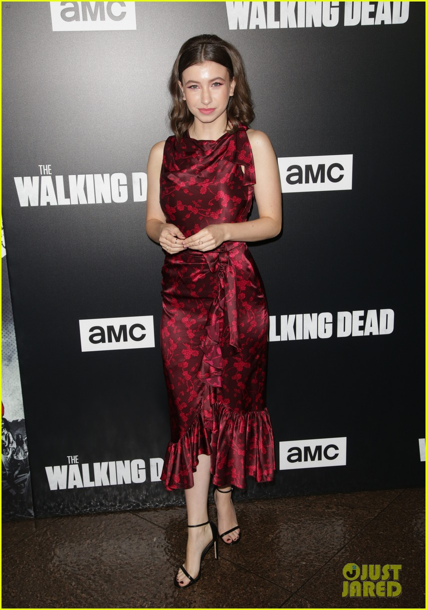Andrew Lincoln Danai Gurira Amp Walking Dead Stars