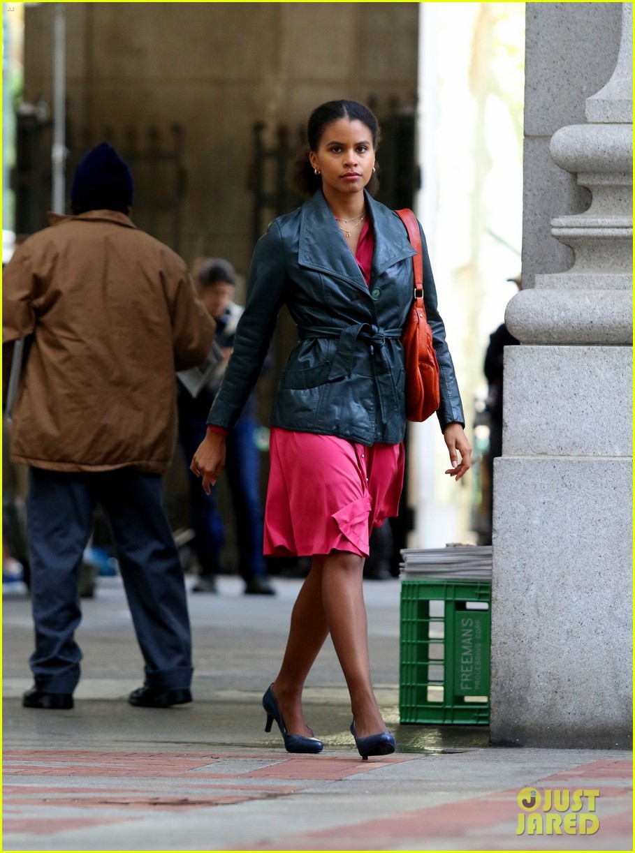 Zazie Beetz Spotted On Joker Set For First Time With