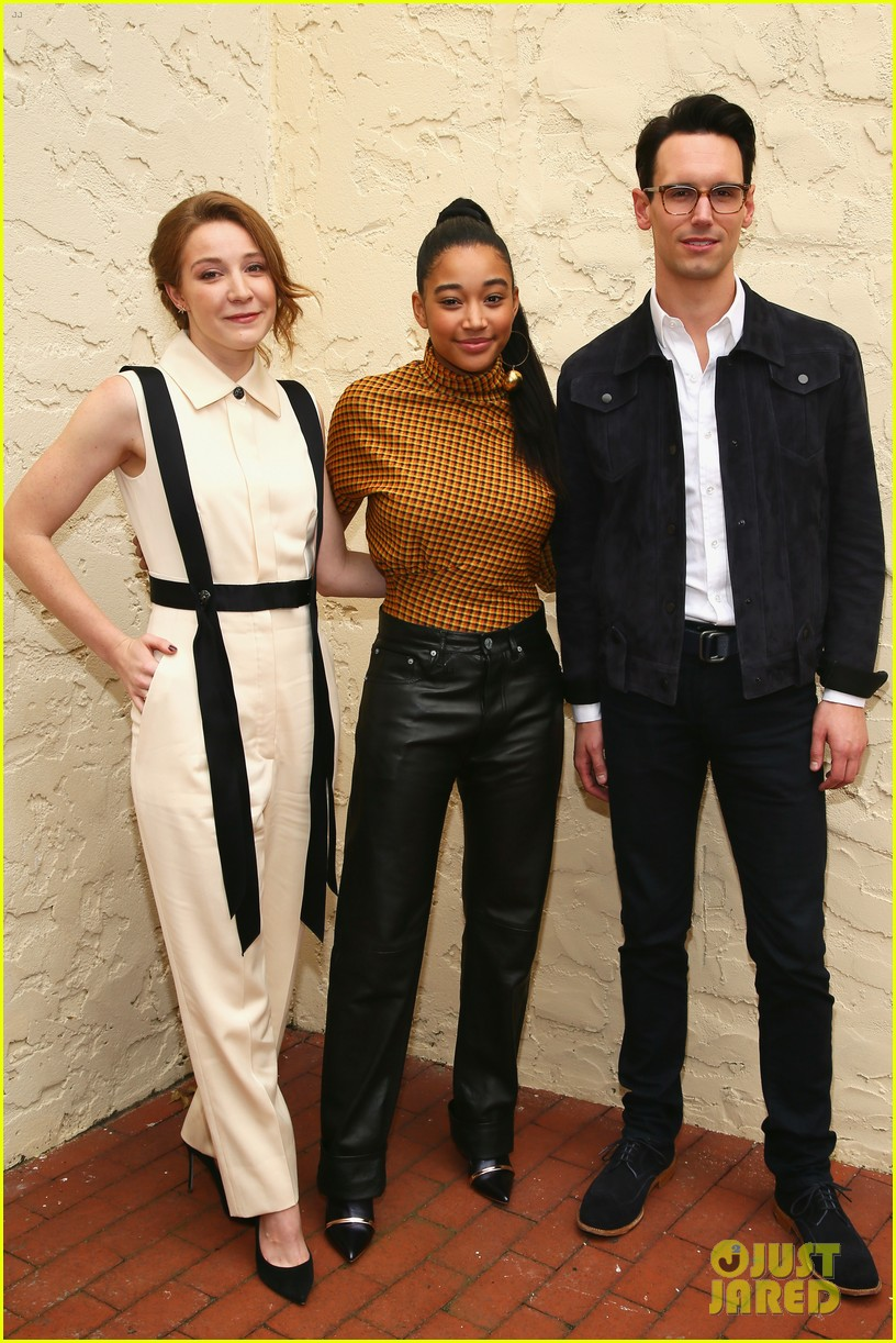 amandla stenberg joins kayli carter cory michael smith for breakthrough talk 024160323