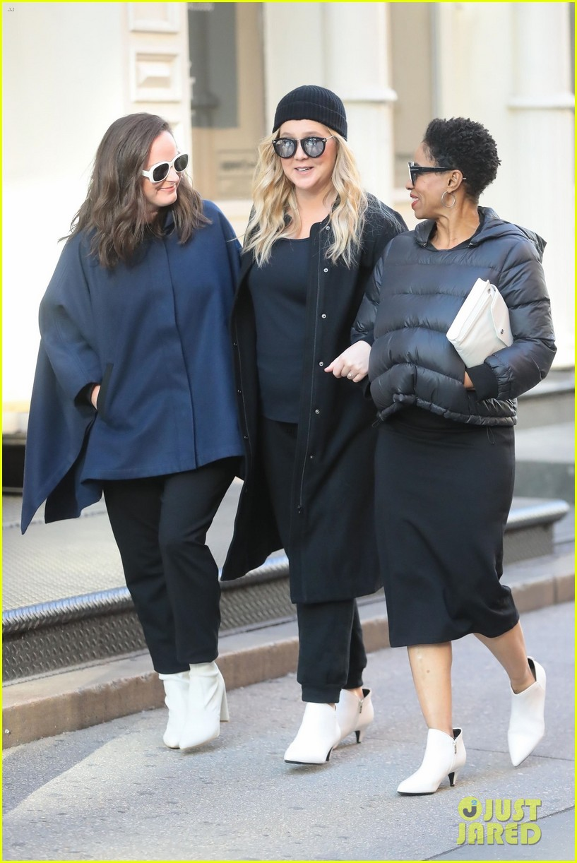 amy schumer nyc pregnant october 2018 044170498