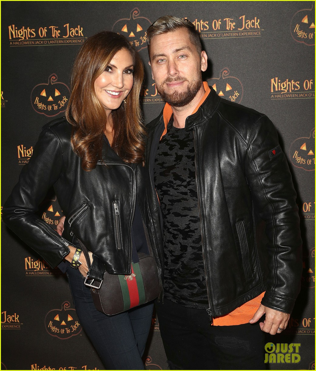 lance bass hosts nights of the jack halloween activation launch party 014162953