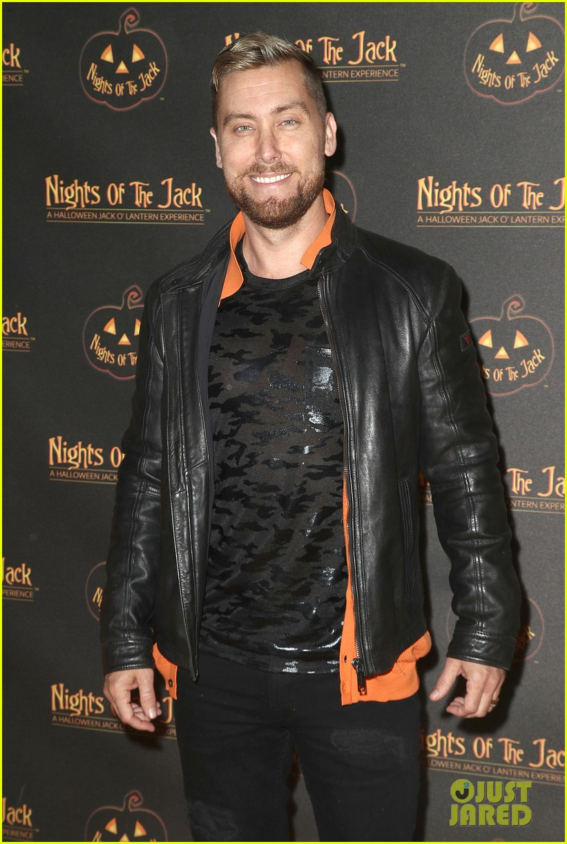 lance bass hosts nights of the jack halloween activation launch party 024162954