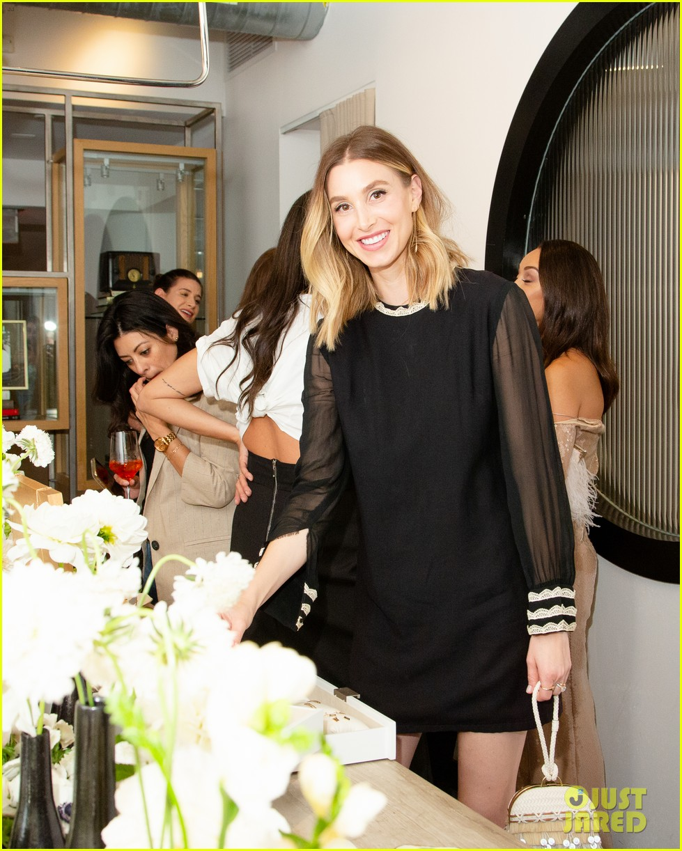 kate bosworth whitney port celebrate who what wear x tacori collection launch 03