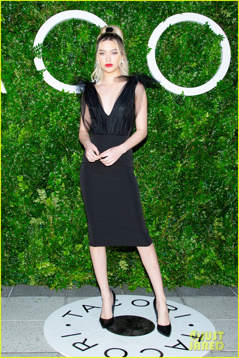 kate bosworth whitney port celebrate who what wear x tacori collection launch 06