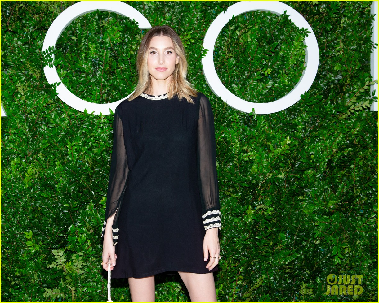 kate bosworth whitney port celebrate who what wear x tacori collection launch 14
