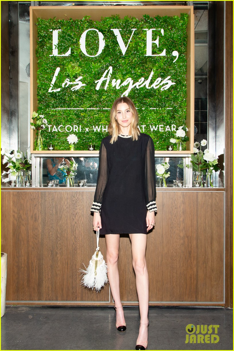 kate bosworth whitney port celebrate who what wear x tacori collection launch 19
