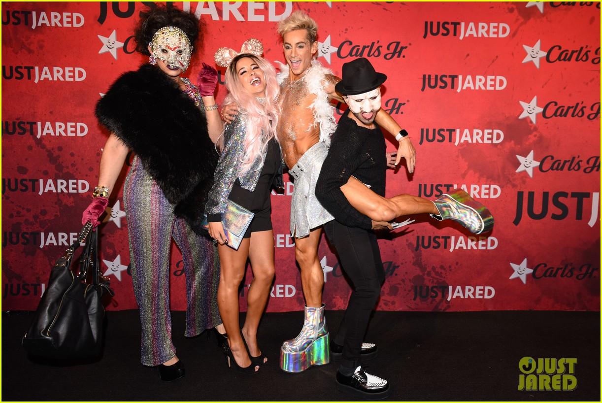 brad goreski just jared halloween party 08