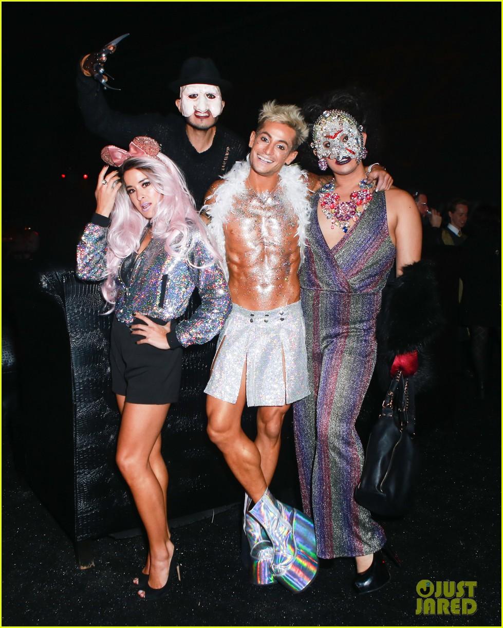 brad goreski just jared halloween party 14