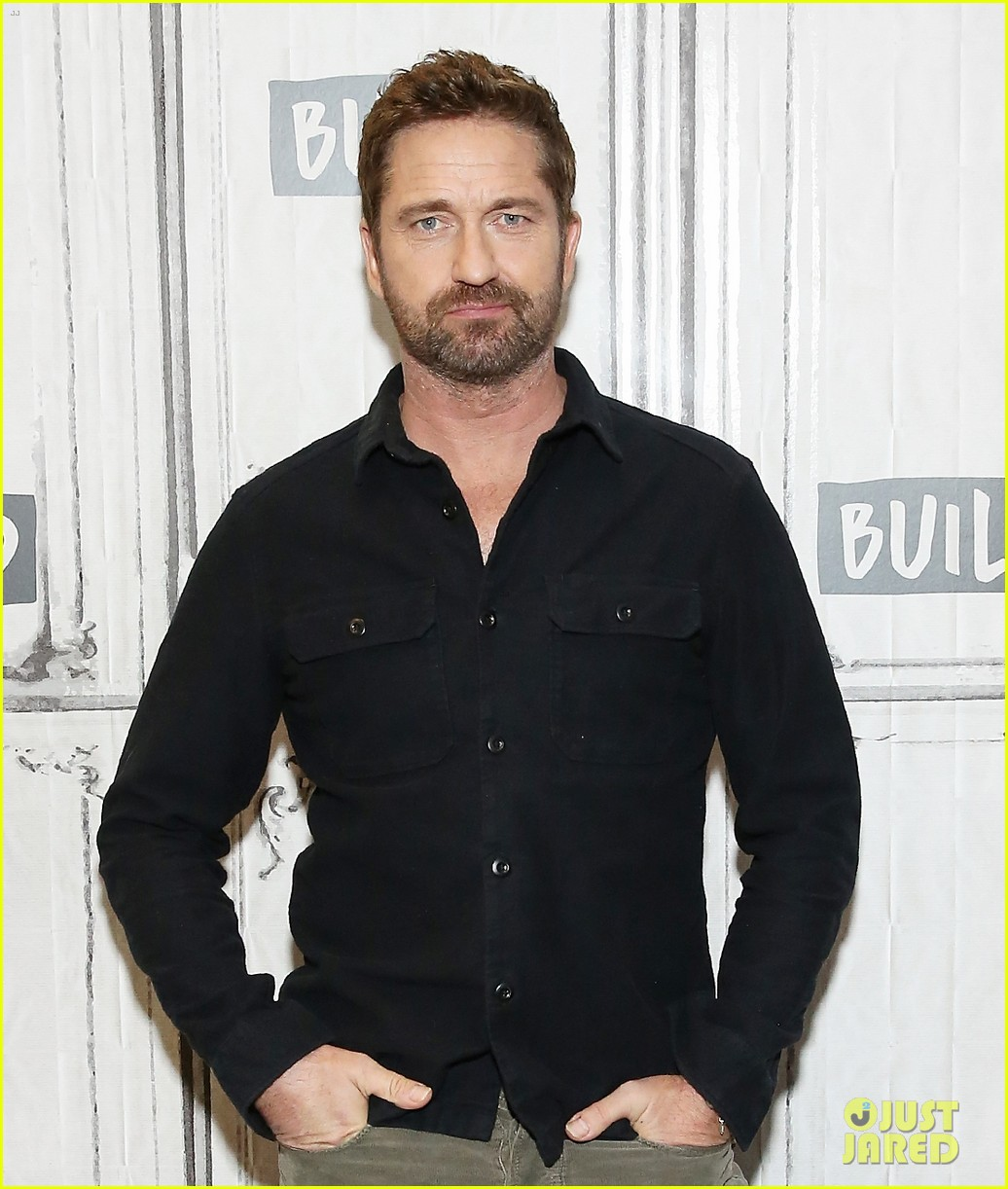 gerard butler monday october 22 appearances 024168769