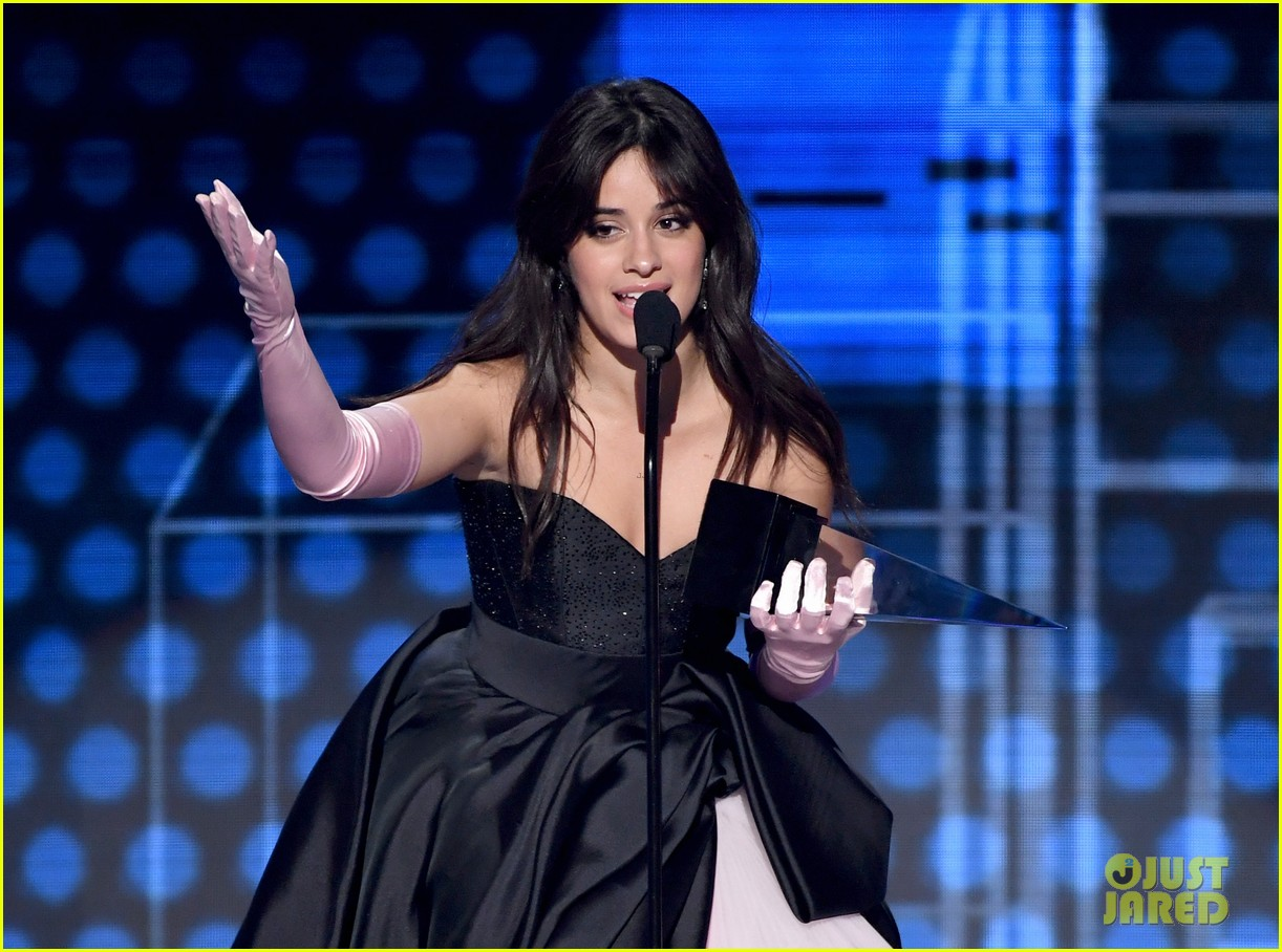 camila cabello amas performance wins pics 324161997