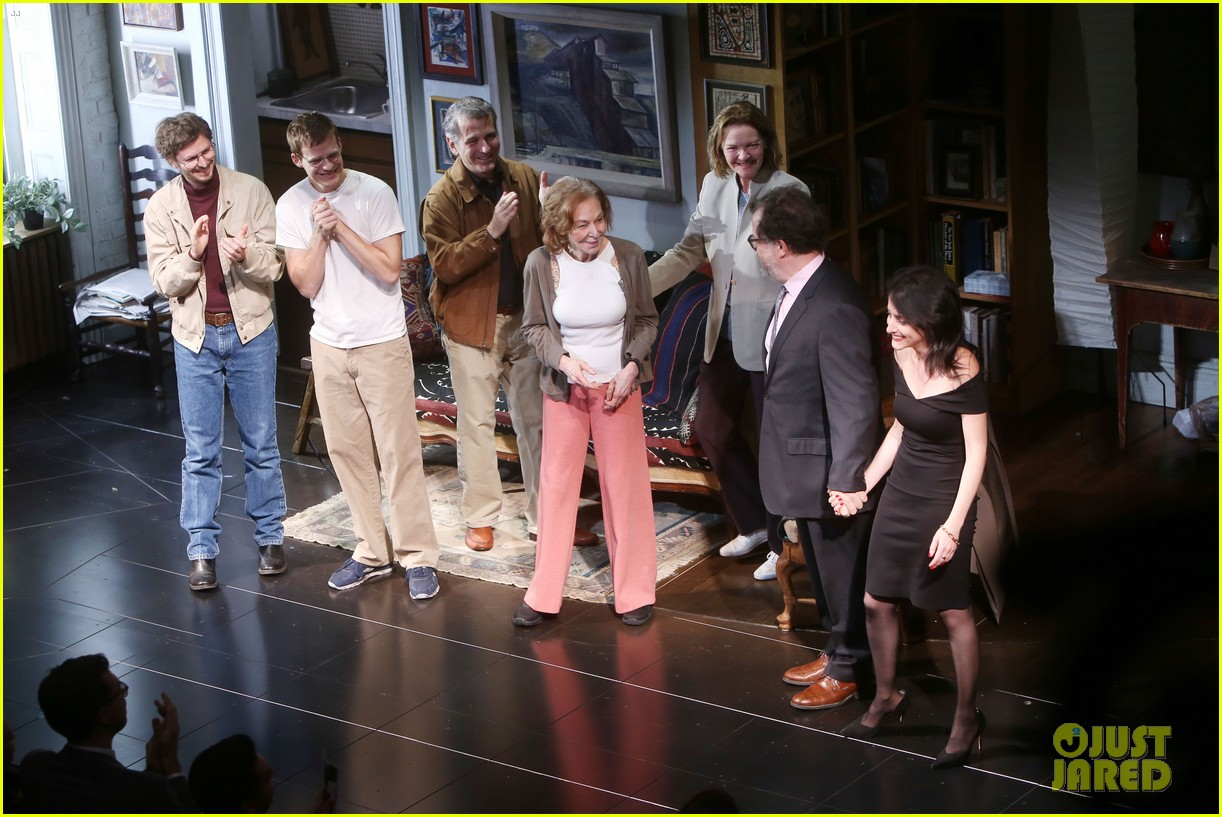 michael cera lucas hedges take a bow at the waverly gallery opening night 054170734