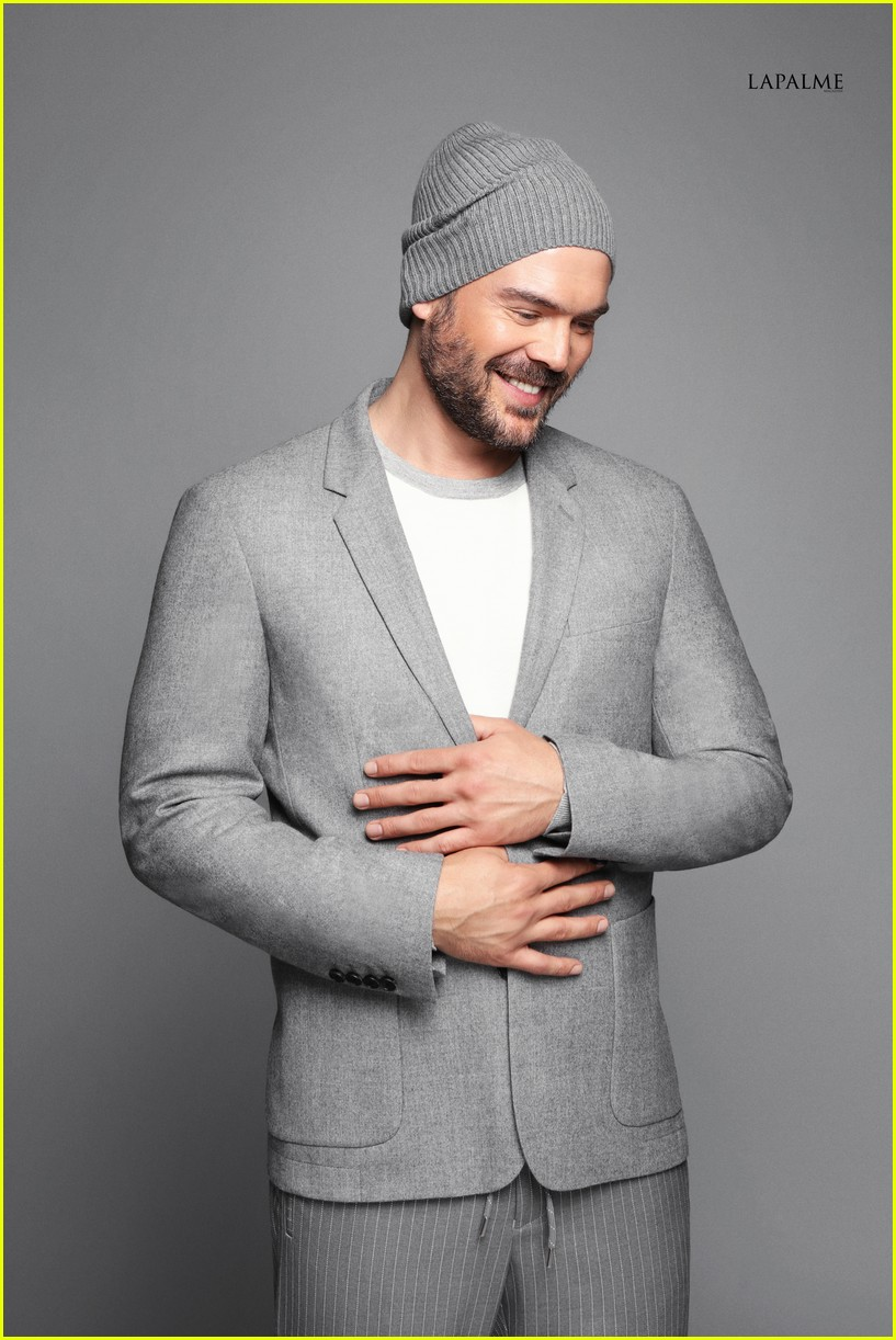 Charlie Weber Reflects on His Abercrombie & Fitch Modeling