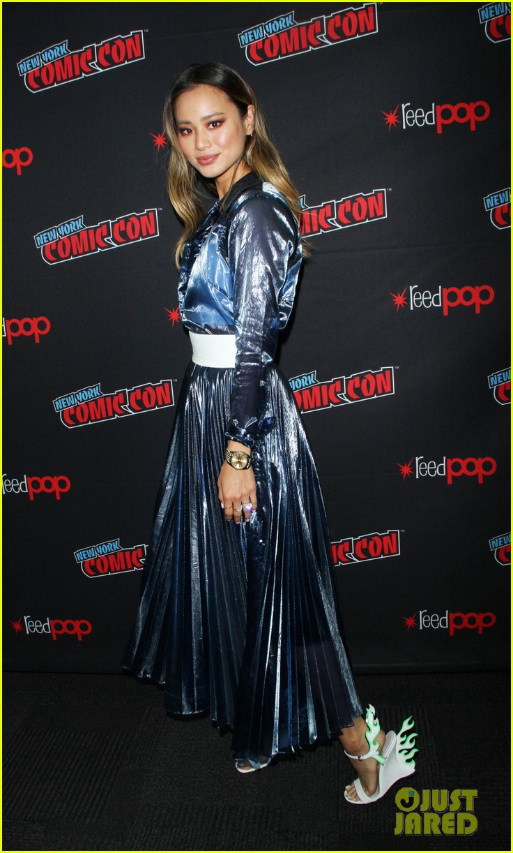 Jamie Chung Amp The Gifted Cast Give Inside Look At Season