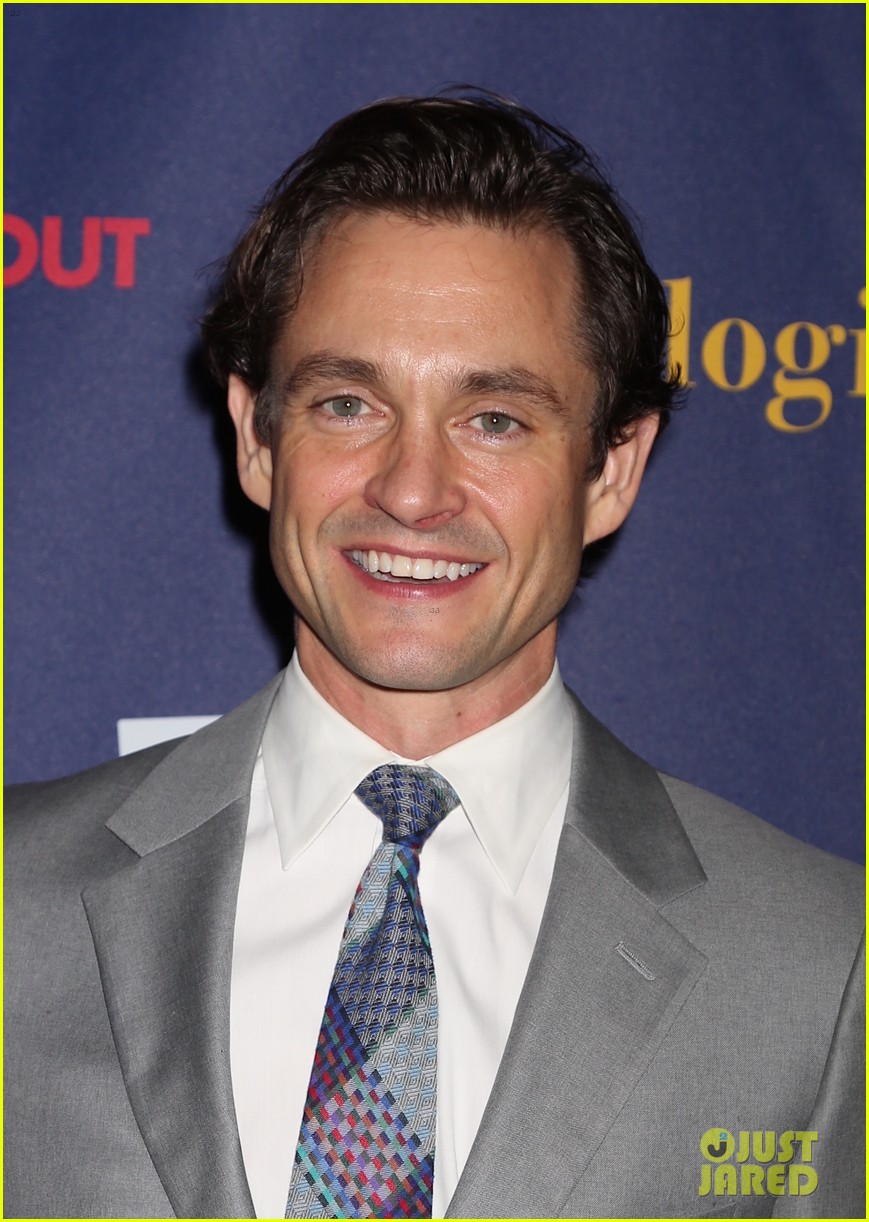 hugh dancy looks so handsome promoting off broadway show apologia 01